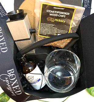 Smoked Cocktail Gift Bomb
