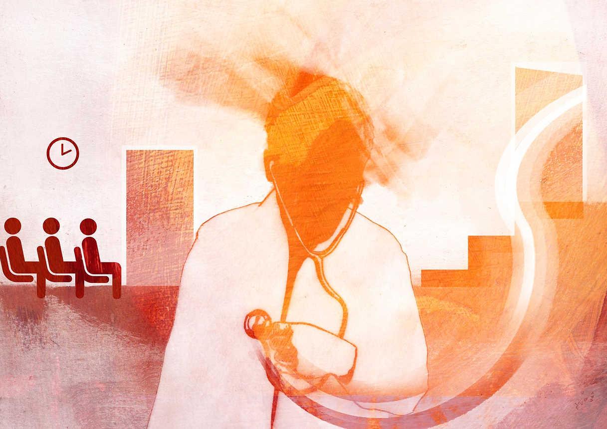 The self diagnosing Doctor