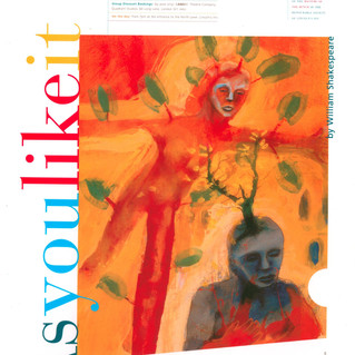 As you like poster