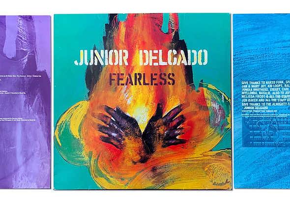 Junior Delgado, Fearless