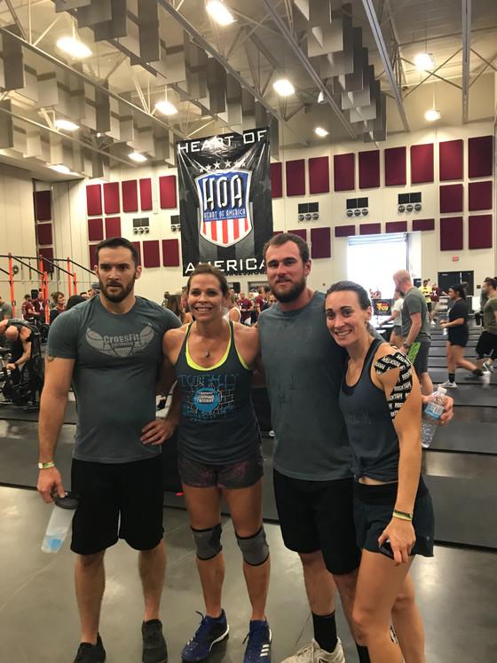 WOD for 2018.9.29