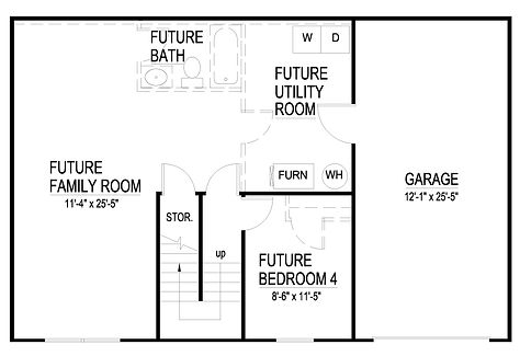 Ashton Floor Plan