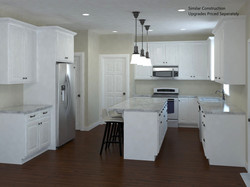 Hemlock Kitchen Rendering