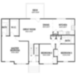 Margate Floor Plan