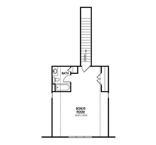 Ashton Floor Plan