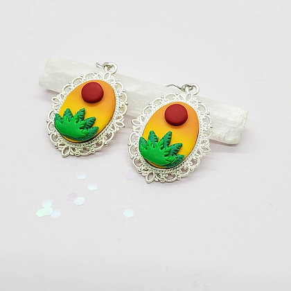 Malinalli Earrings