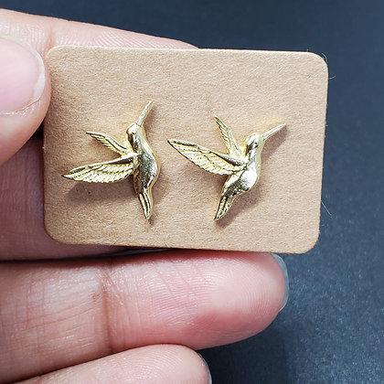 Brass Hummingbirds