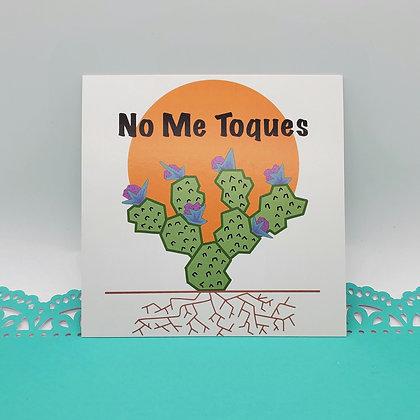 No Me Toques