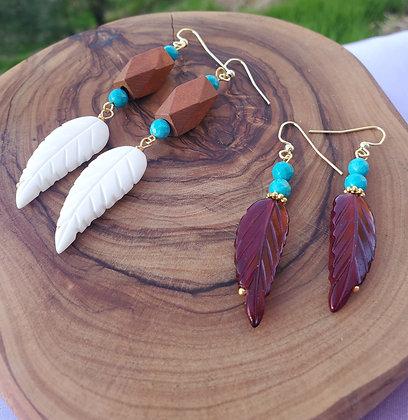 Two-Spirit Earrings