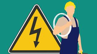 Quais são os riscos da Eletricidade?