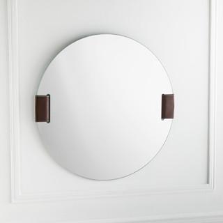Glassvariations 9 mirror & leather ZEN.j