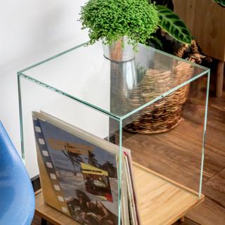 Glassvariations 10 showcase and side tab