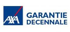 Logo Assurance AXA garantie décennale