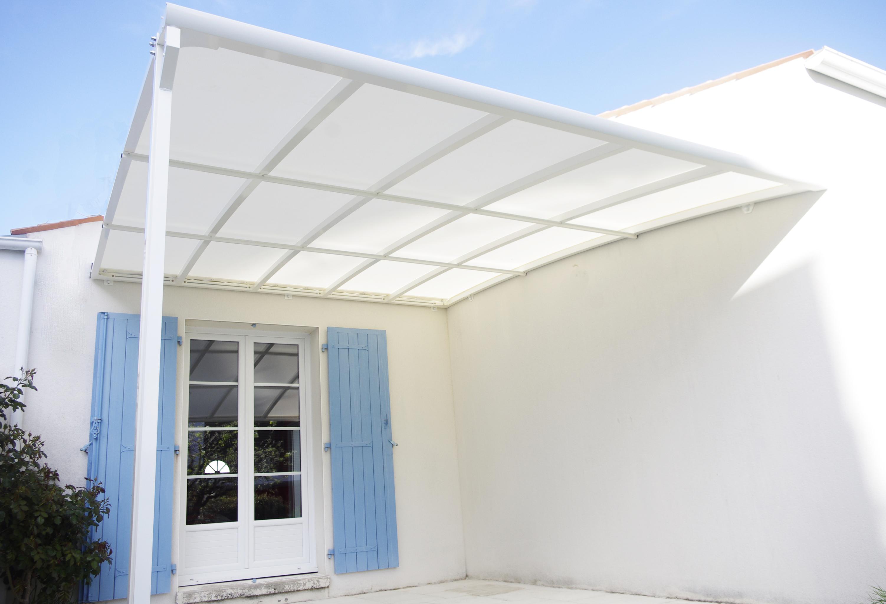 Abritez votre terrasse