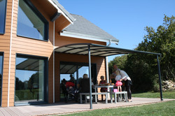 Pour abriter votre terrasse