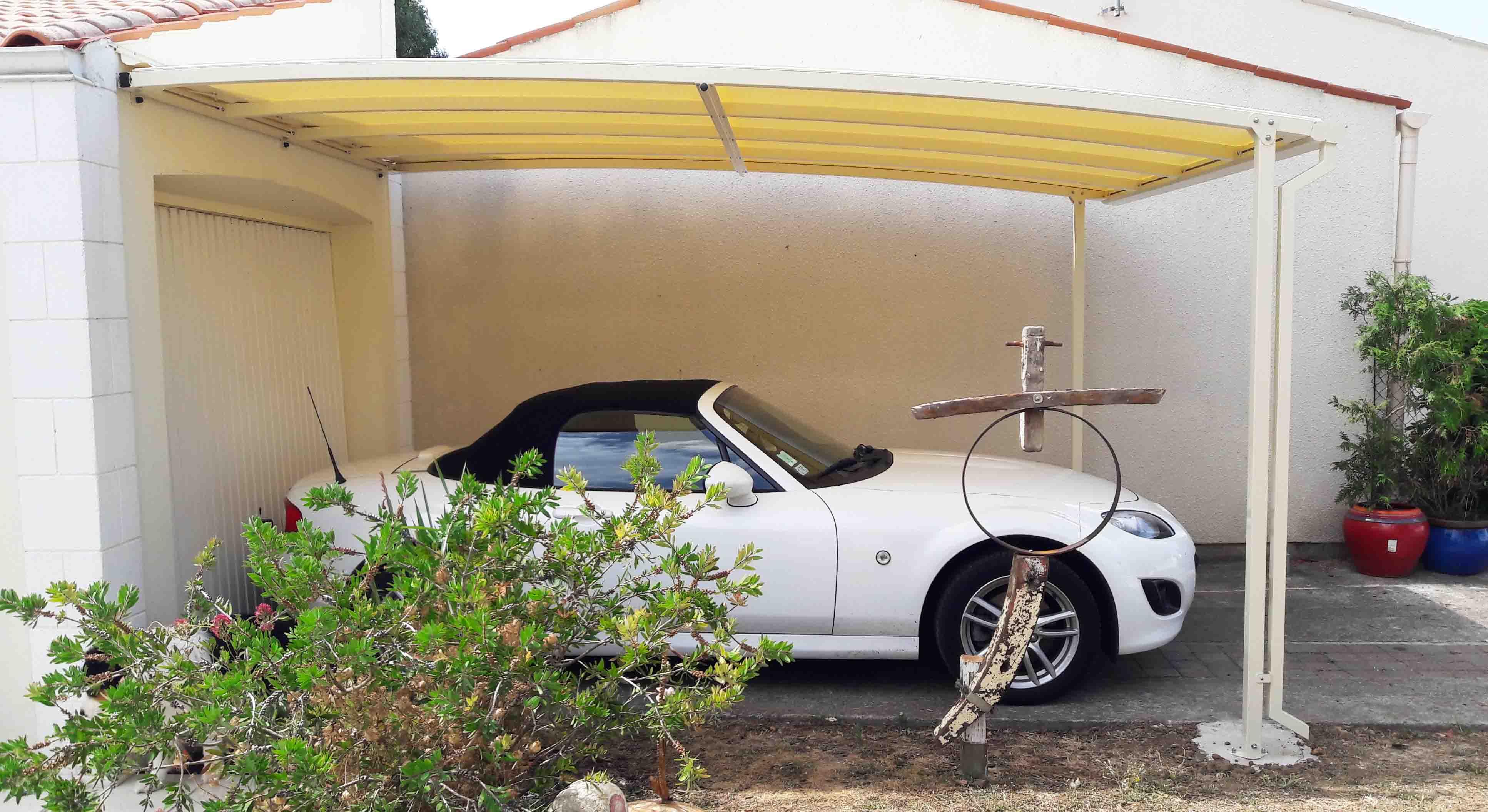 Abritez votre voiture
