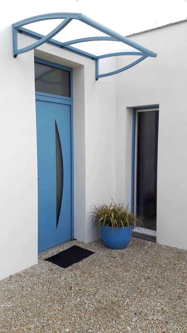 Pour abriter votre porte d'entrée