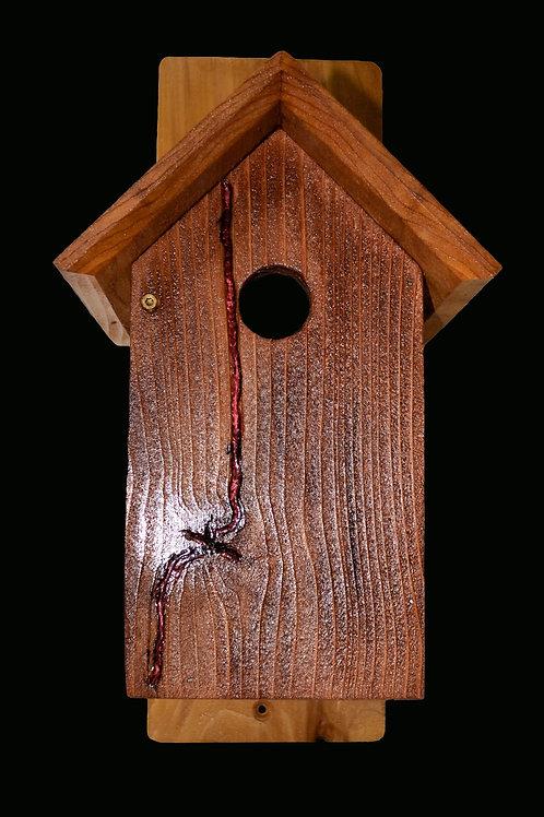 Flush Mount Lightning Bird House