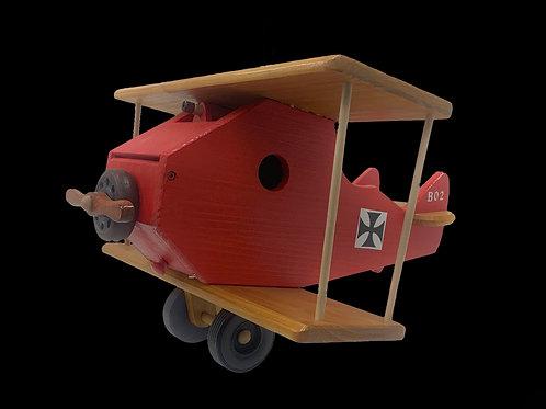 WW1 Red Barron Airplane
