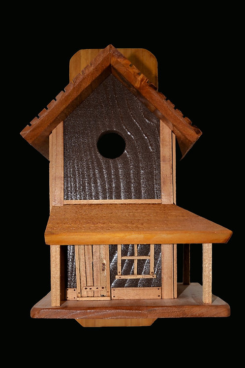 Flush Mount Porch Bird House