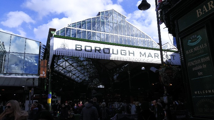 borough market storefront