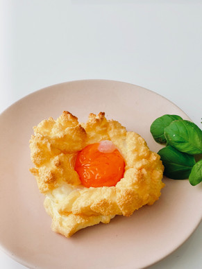 Cloud Eggs Recipe - Eat Fluffy Clouds For Breakfast in Four Simple Steps