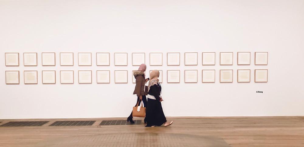 modern art gallery of london