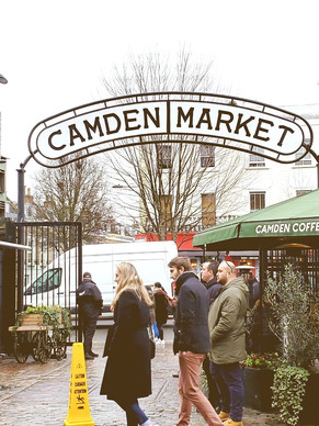 Cheap Eats in the Camden Market for Under £10 (I did the heavy lifting so you know where to go)