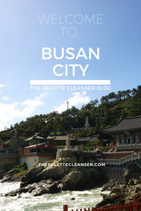 welcome busan city seoul guide