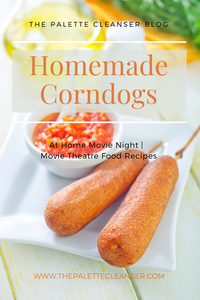 homemade corndog dipping sauce ketchup oil