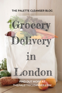 grocery delivery in London