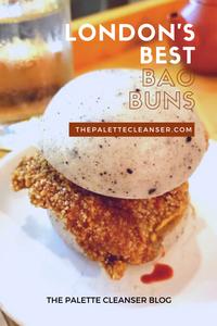 London's best asian fusion bao buns