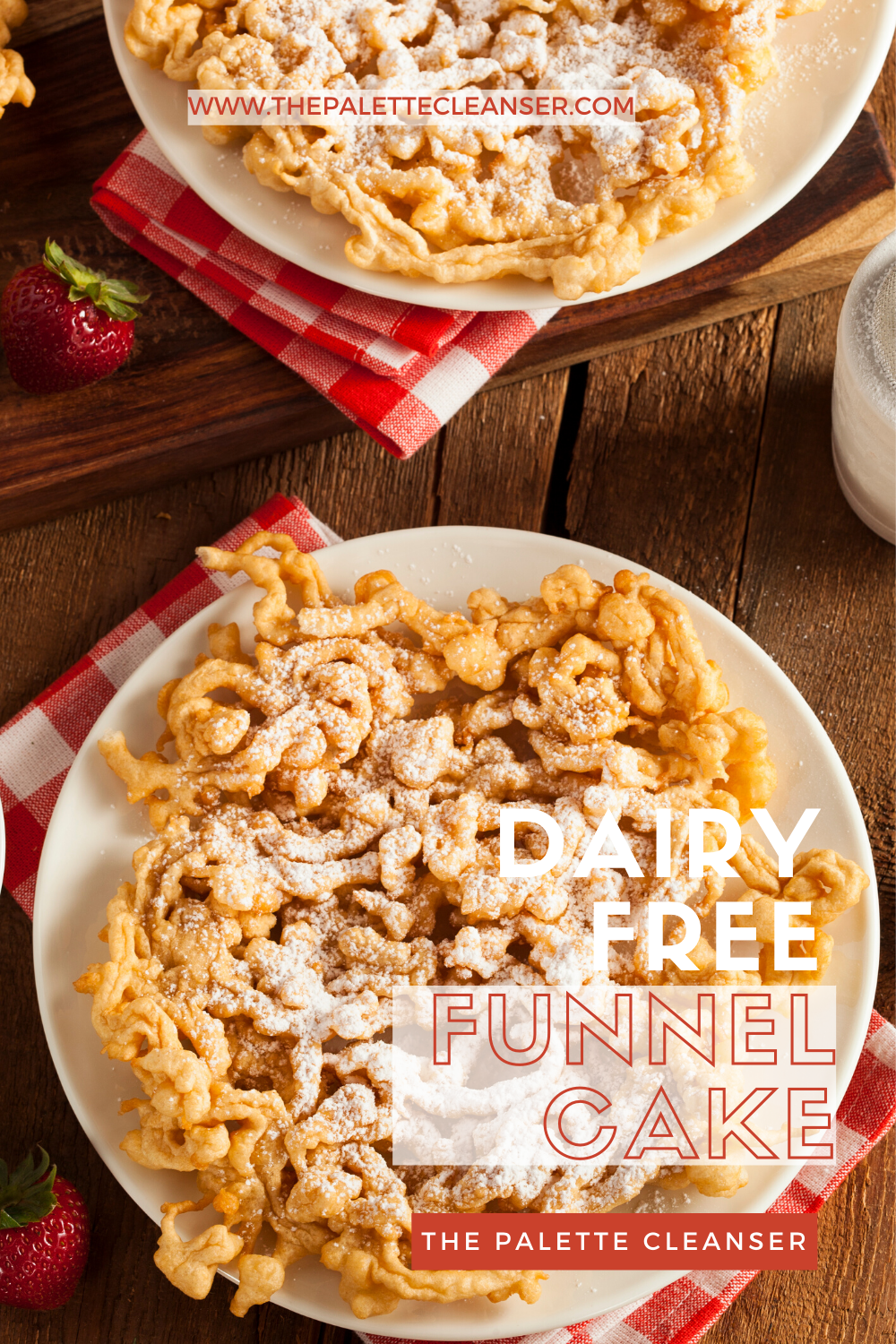 dairy free funnel cake recipe home