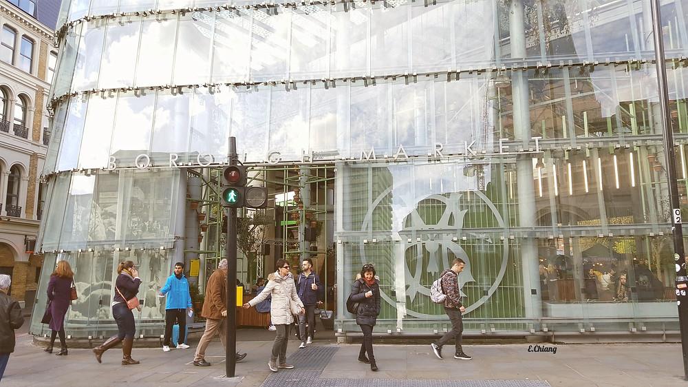 borough market green entrance