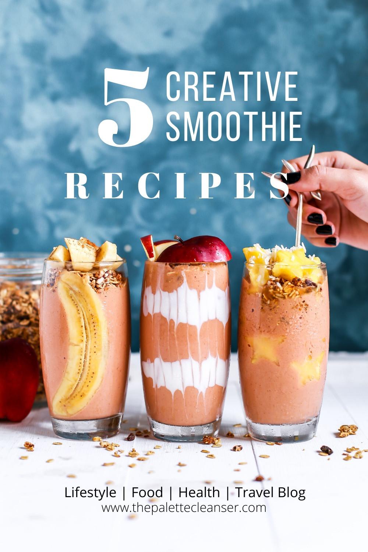 Creative Vegan Smoothie Recipes