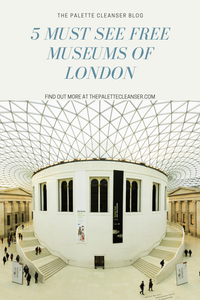 5 must see free museums of london thepalettecleanser