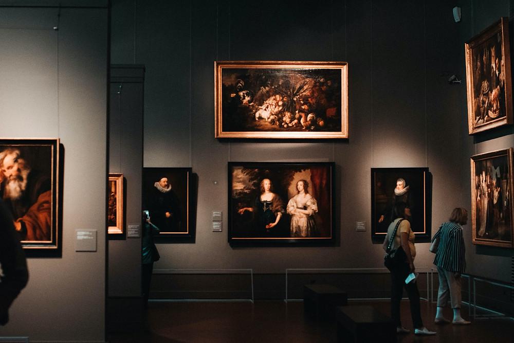 portrait gallery virtual tour