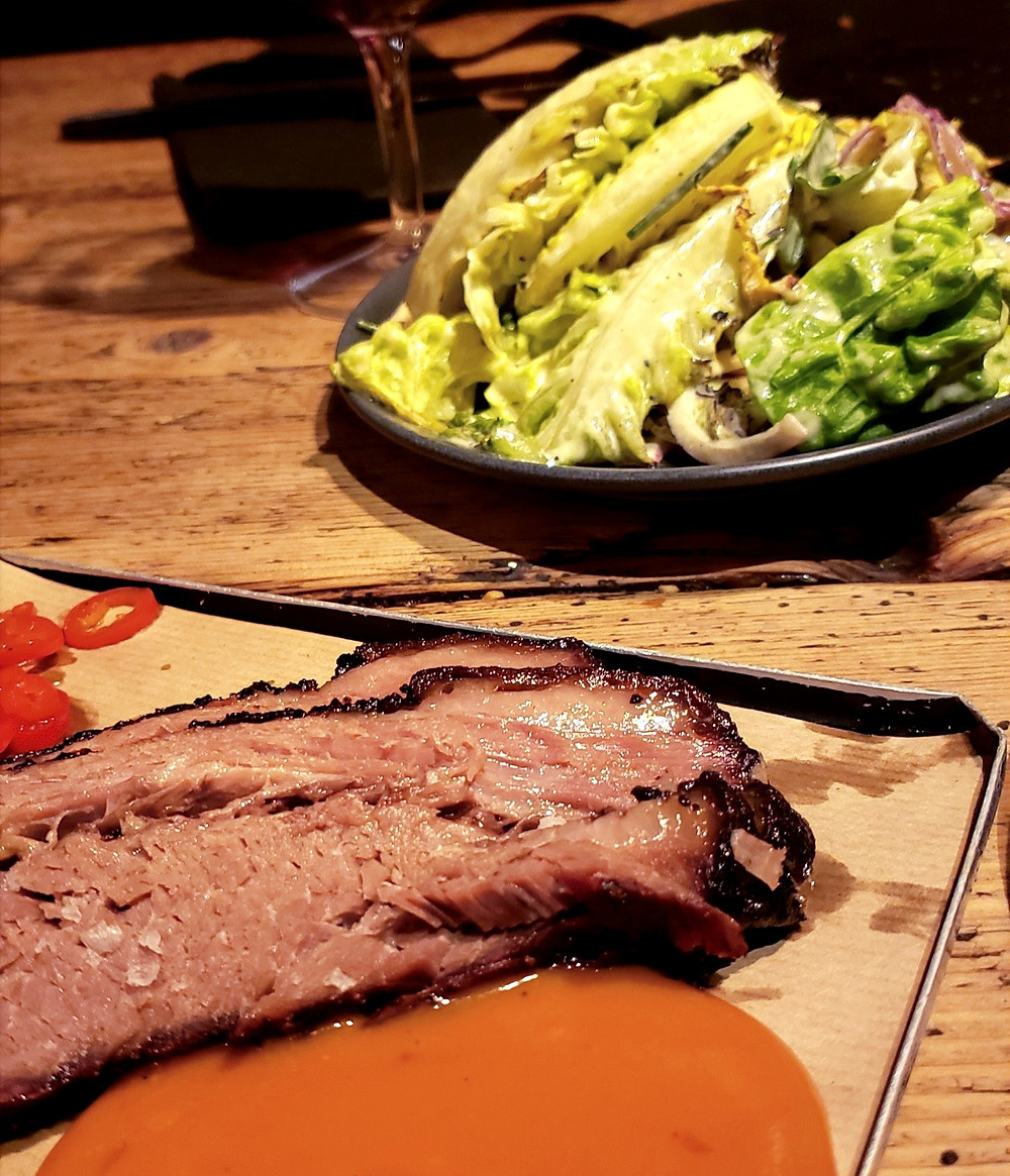 tender beef brisket barbecue