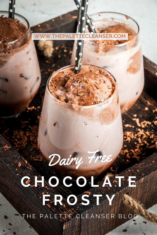 dairy free chocolate frozen drink