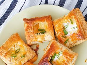 Breakfast Puff Pastry