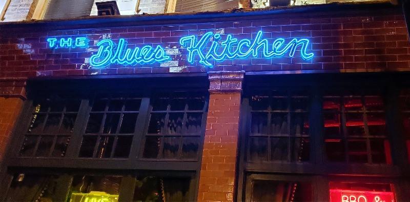 Blues Kitchen Camden Town London