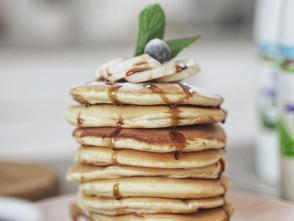 Making Banana Pancakes - 15 minutes and Minimal Ingredients