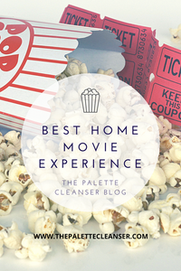 best home movie experience theatre