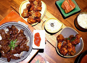 Find Korean Comfort Food in London (Seven Restaurants of varying styles to choose from)