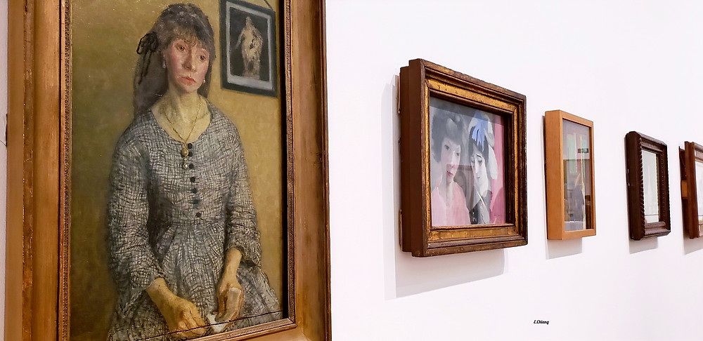 portraits gallery modern art