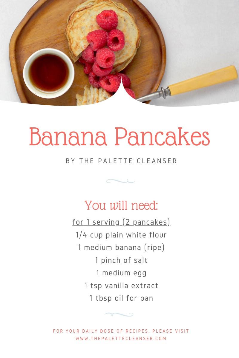 recipe list pin