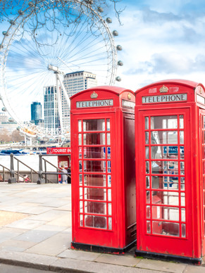 A Virtual Day Trip of London's Iconic Places