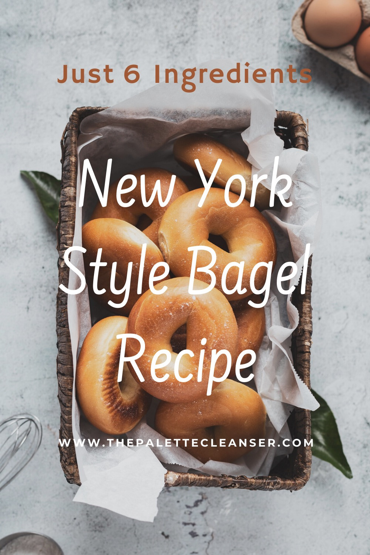 Bagel Recipe Pinterest