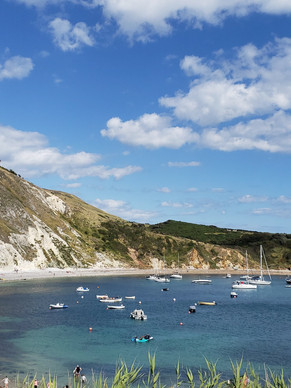 Weekend Trip to Dorset (Jurassic Coast)