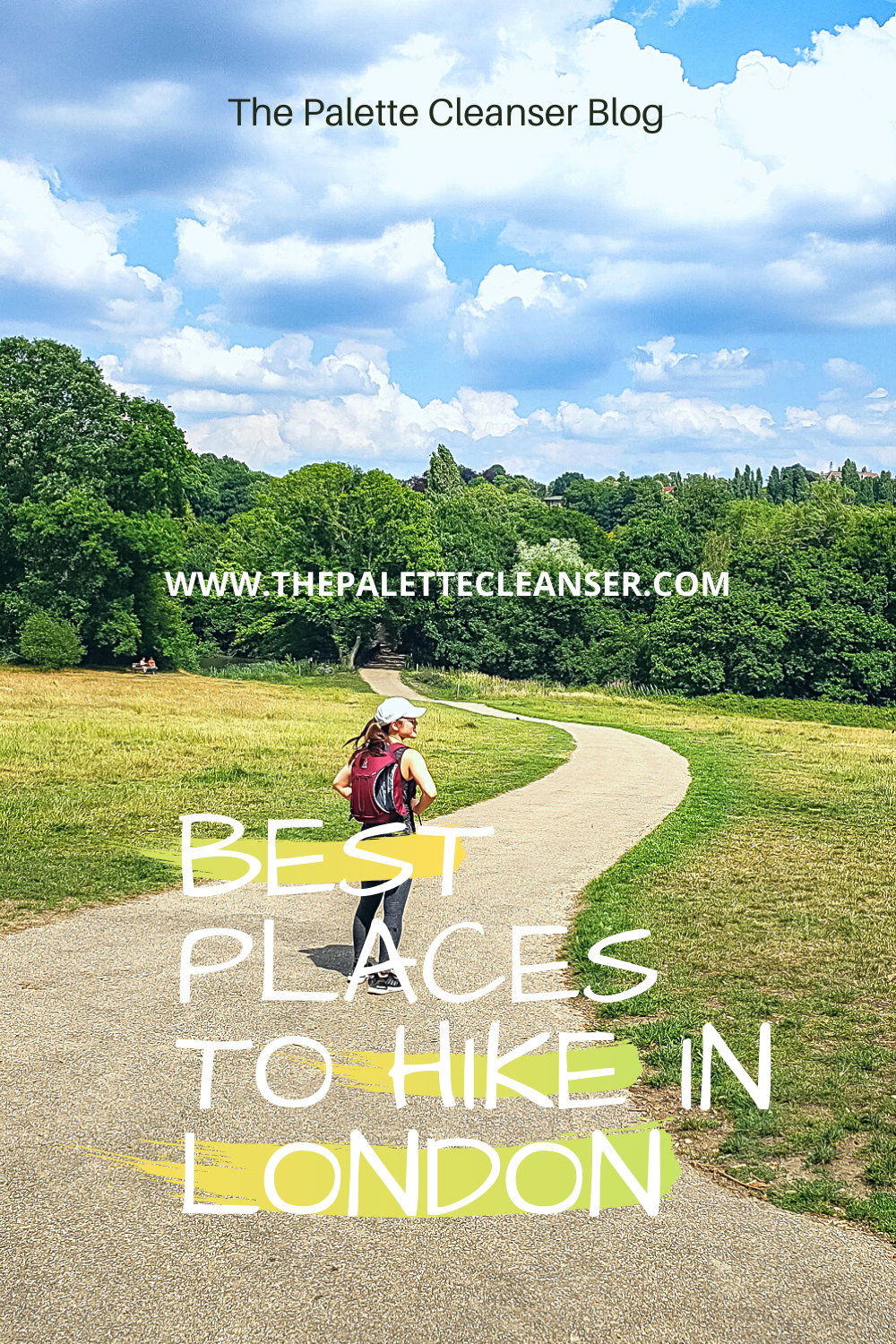 best places to hike walk london parks